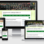 Webdesign Münster-Osnabrück: Referenz Schützenverein Ladbergen-Hölter